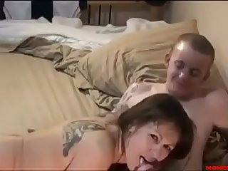 Homemade MOM's Revenge SEXTAPE with SON
