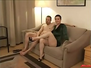Failure son makes money fucking mom in porn