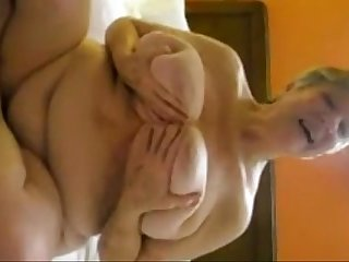 Big tits granny from EpikGranny.com sucking cock
