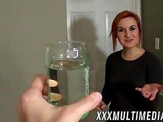 Mommy gets transformed to a sex addicted slut and fucks step son pov
