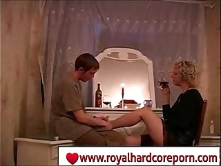 German Mother and Son Fucking - www.royalhardcoreporn.com